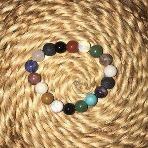 Jewelry - Authentic Crystal Bead Bracelet
